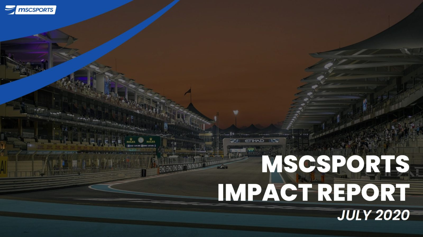 Mscsports impact report July cover