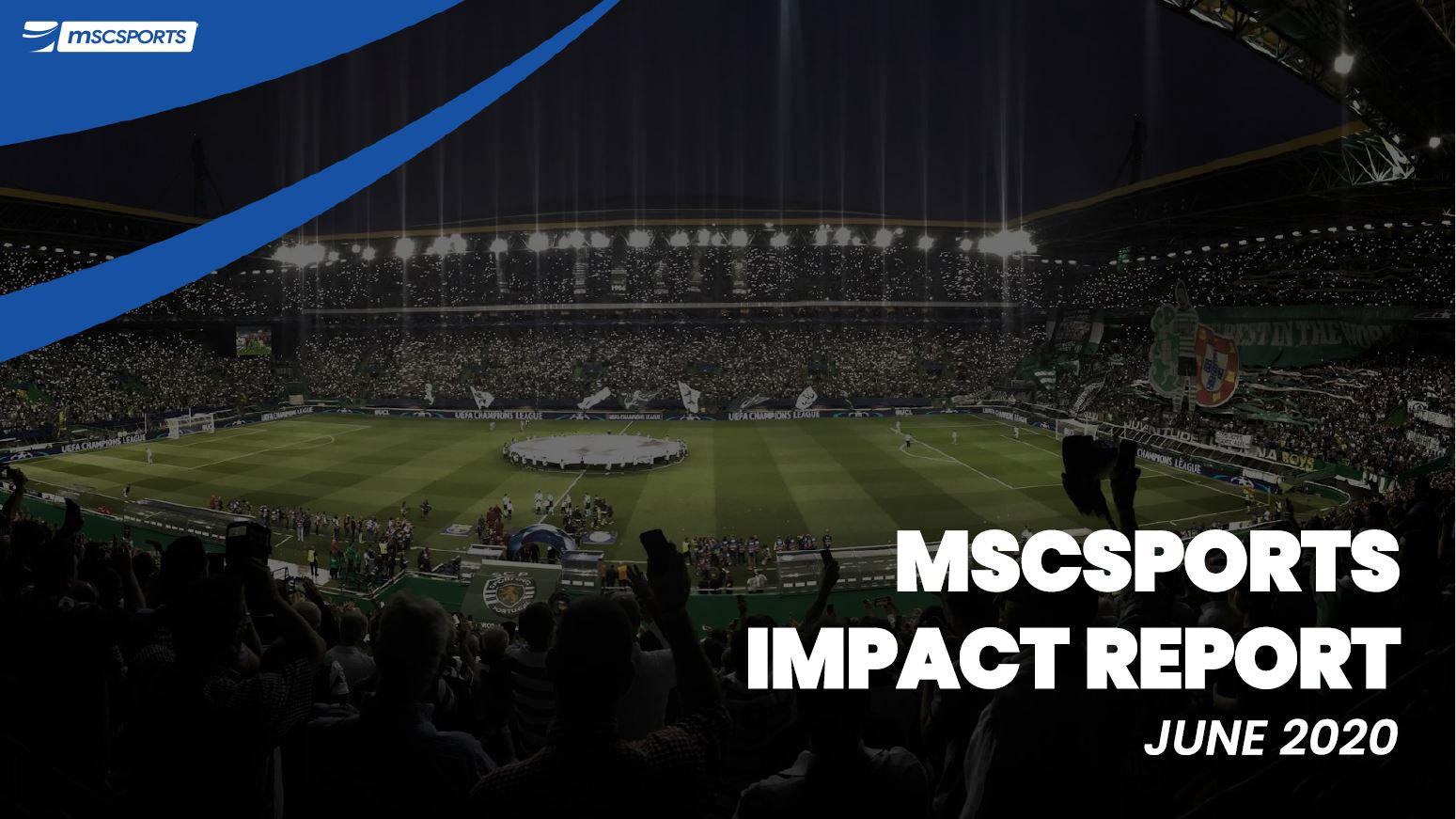 Mscsports impact report June cover